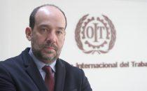Director Regional de OIT, Vinícius Carvalho Pinheiro. Foto: OIT